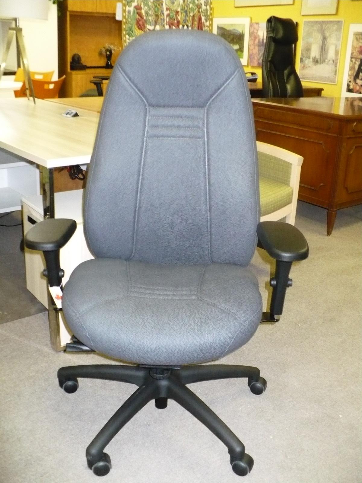 Chaise obus forme confort global - Chaise de bureau confort ...